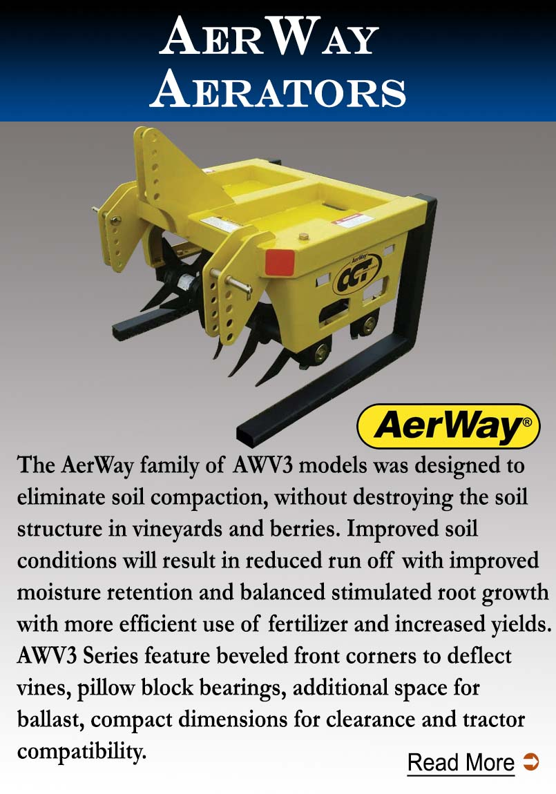 AerWay Aerators