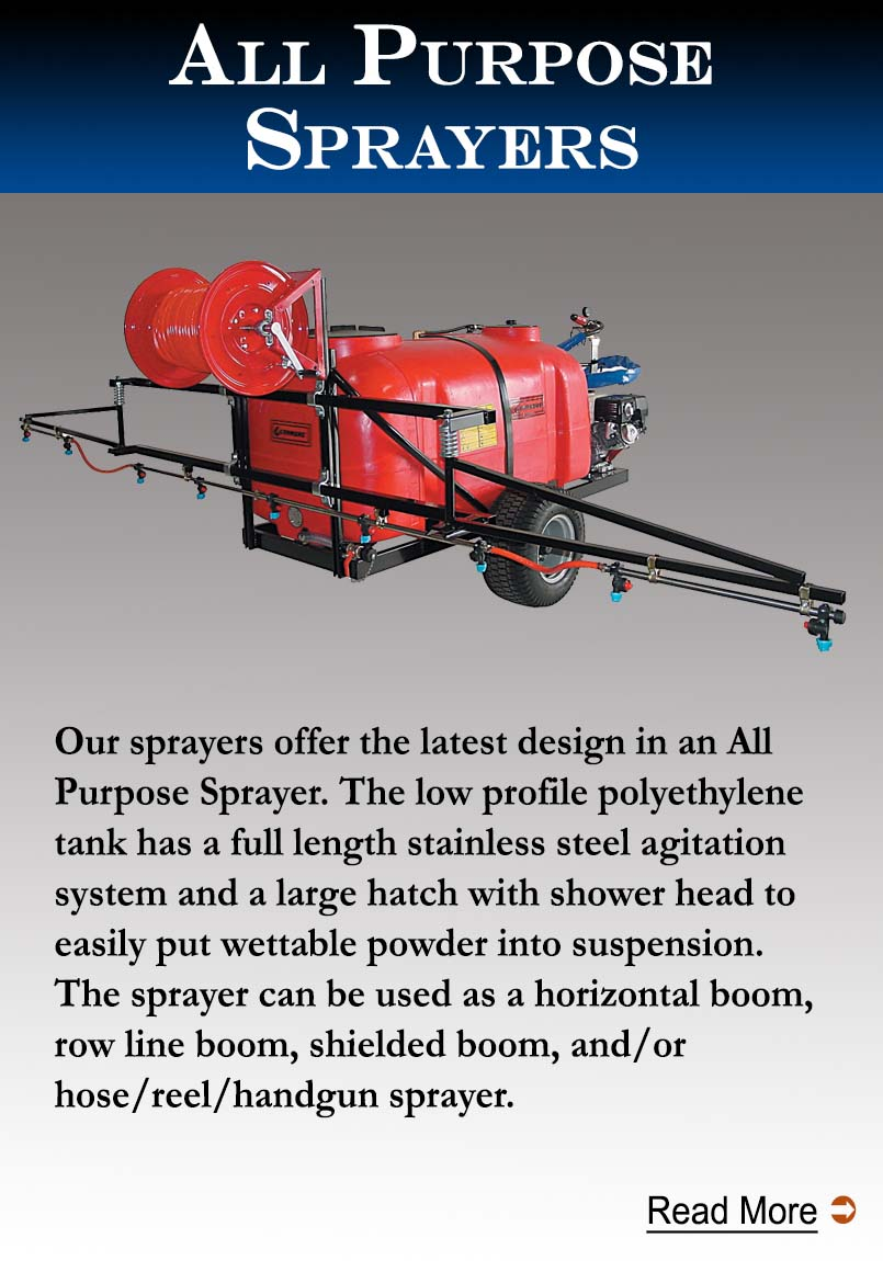 All purpose Sprayers