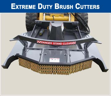 Ground Shark Brush Cutter