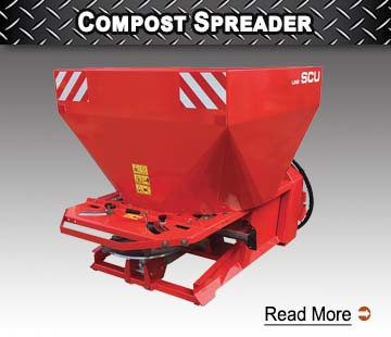 Compost Spreaders