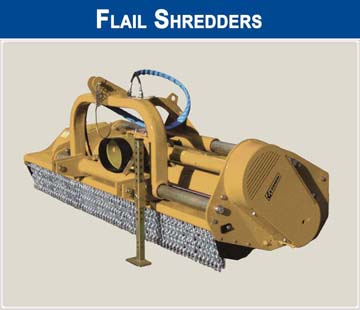 Mower Flail Shredders
