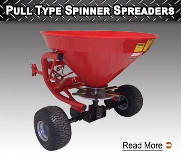 Pull Type Spreaders