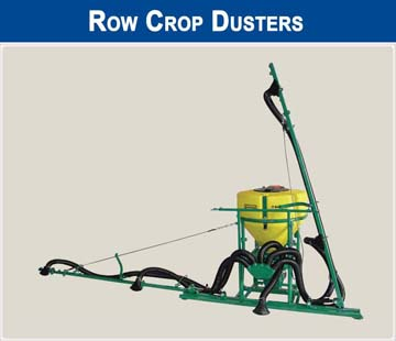 Row Crop Sulfur Dusters