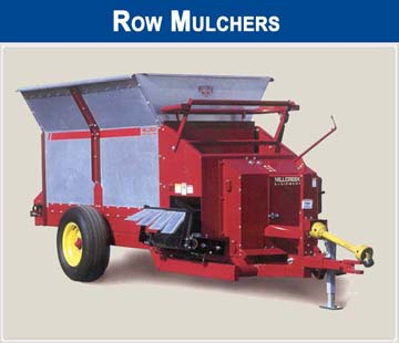 Row Mulchers