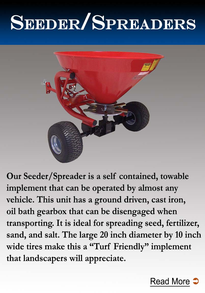 Seeder Spreaders