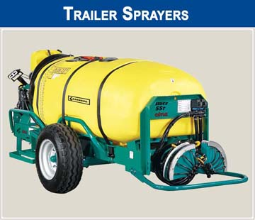 Venturi Trailer Sprayers