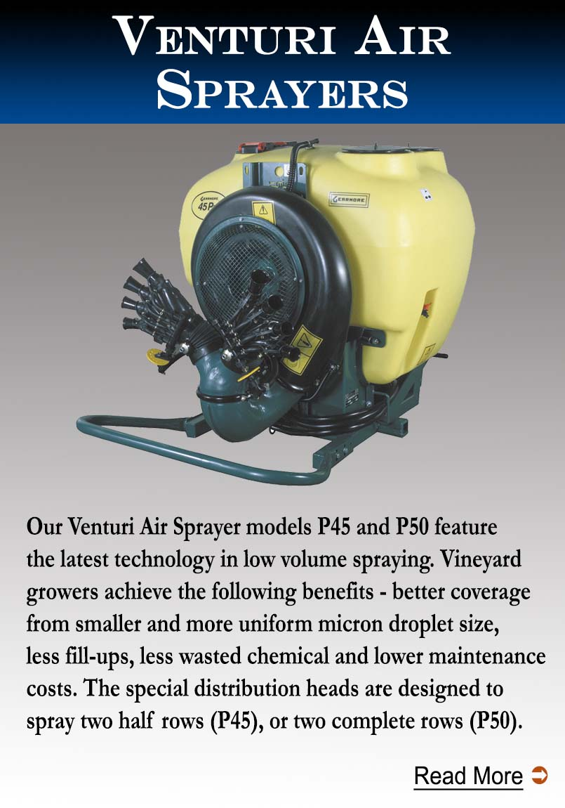 Venturi 3-Point Sprayers