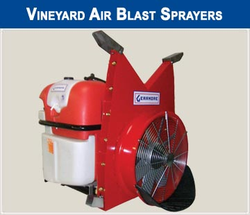 Air Blast Sprayers