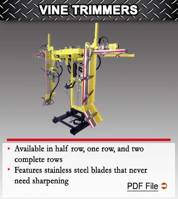 Vine Trimmers