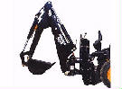 Skid Steer Attachments,<div style=line-height:1.4em;>Backhoes